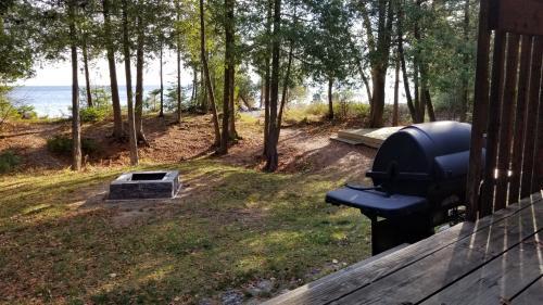 Fire pit / BBQ